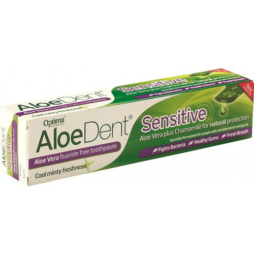 Aloe Dent Sensitive Toothpaste 100ml