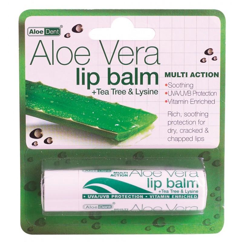 Aloe Vera Lip Balm 4gr