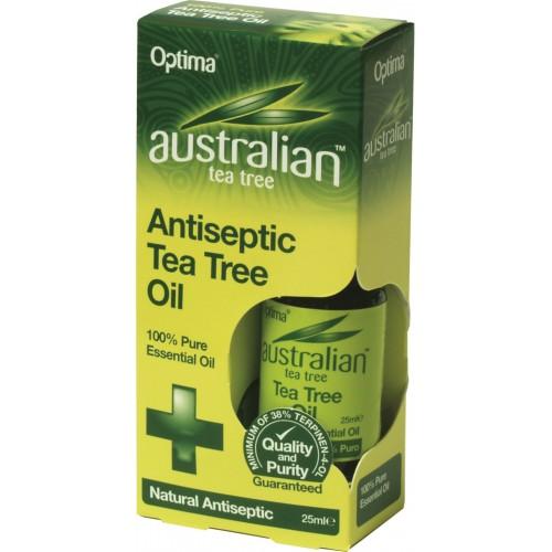 Antiseptic Tea Tree Oil 25ml