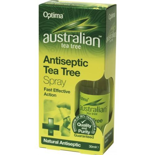 Antiseptic Tea Tree Spray 30ml