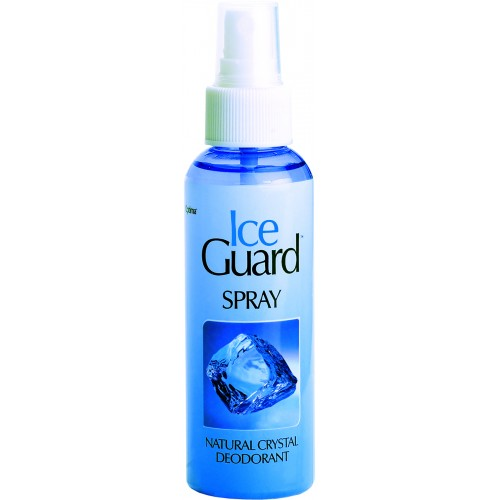 Ice Guard Natural Crystal Deodorant spray