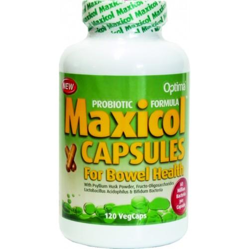 Maxicol Probiotic Formula veg.caps 120s