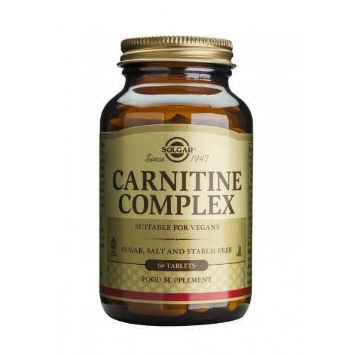 CARNITINE COMPLEX tablets 60s