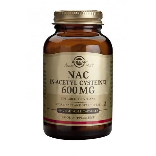 NAC 600mg veg.caps 60s