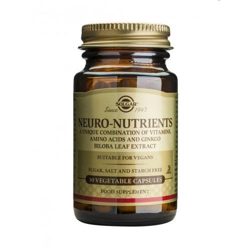 NEURO NUTRIENTS veg.caps 30s