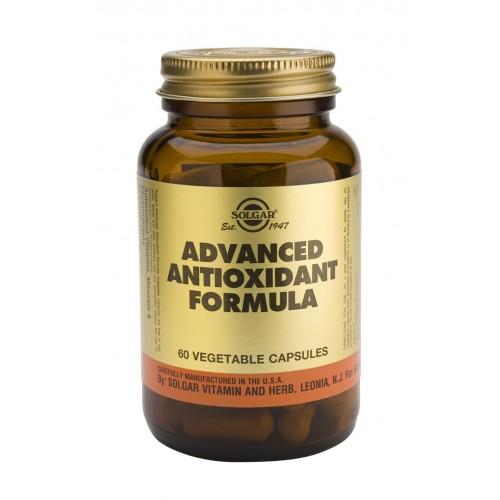 ADVANCED ANTIOXIDANT FORMULA veg.caps 60s