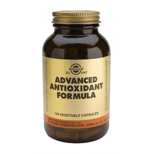 ADVANCED ANTIOXIDANT FORMULA veg.caps 120s