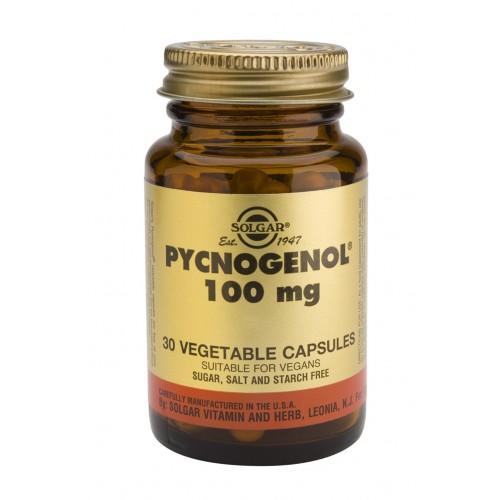 PYCNOGENOL 100mg veg.caps 30s