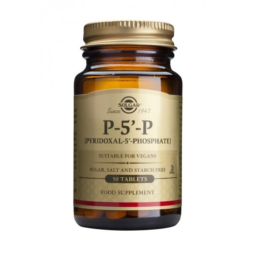 P-5-P 50mg tablets 50s