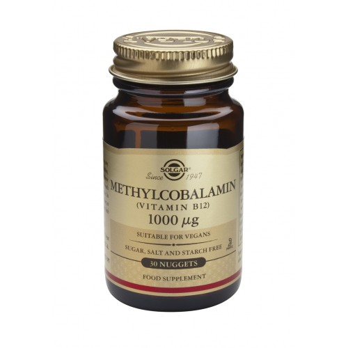 METHYLCOBALAMIN (Vitamin B12) nuggets 1000mcg