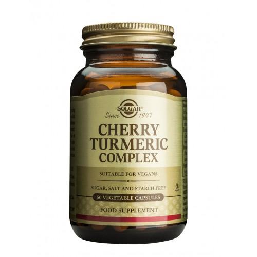 CHERRY TURMERIC COMPLEX veg caps 60s