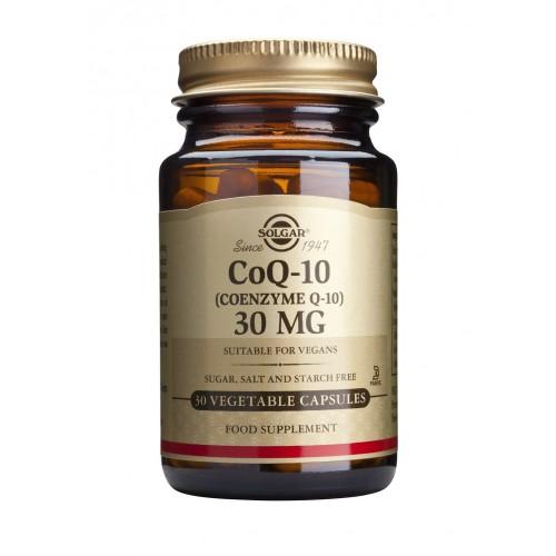 CοQ10 30mg veg.caps 30s