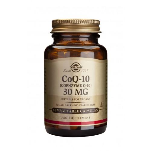 CοQ10 30mg veg.caps 60s