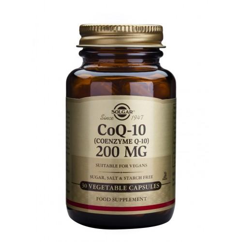 CοQ10 200mg veg.caps 30s