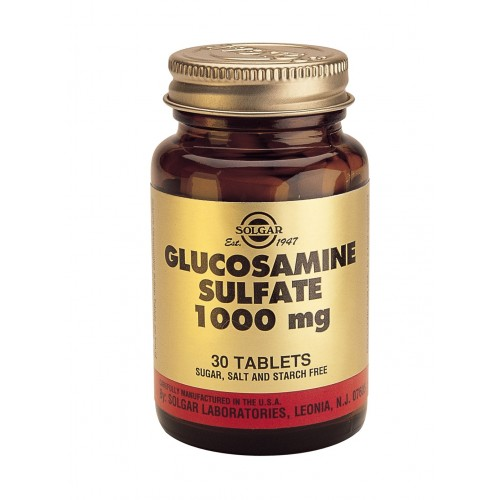 GLUCOSAMINE SULPHATE 1000mg tablets 30s