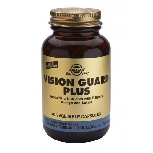 VISION GUARD PLUS veg.caps 60s