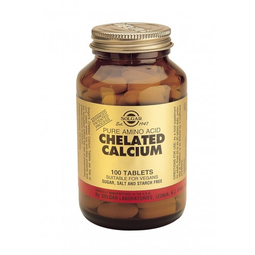 CHELATED CALCIUM 167mg tablets 100s