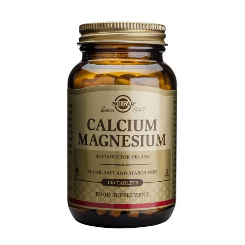 CALCIUM MAGNESIUM tablets 100s