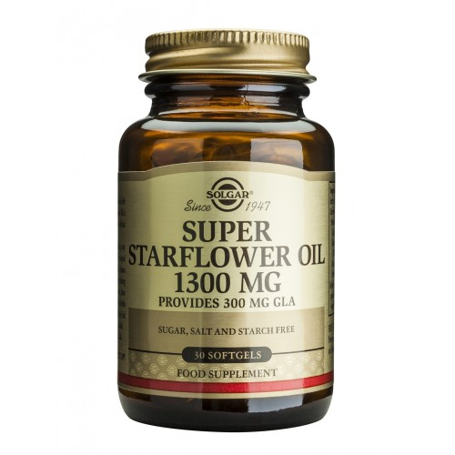 SUPER STARFLOWER OIL 300mg softgels 30s