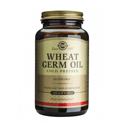 WHEAT GERM OIL 1140mg softgels 100s