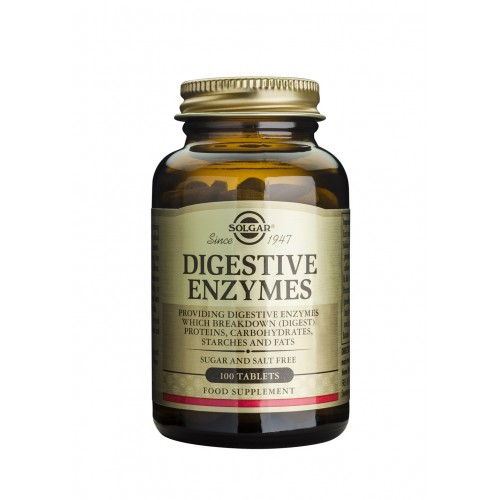 DIGESTIVE ENZYMES tablets 100s