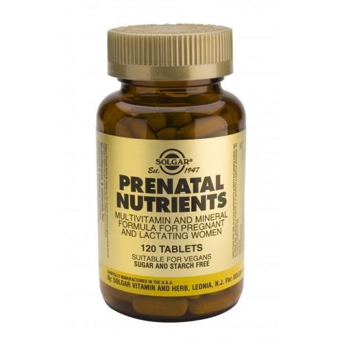 PRENATAL NUTRIENTS tablets 120s