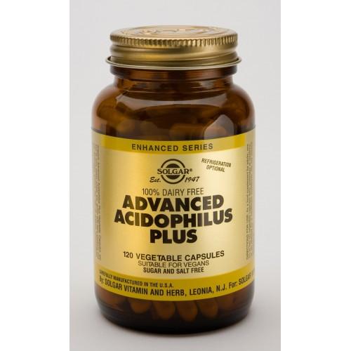 ADVΑΝCED ACIDOPHILUS PLUS veg.caps 120s