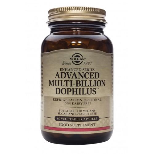 ADVANCED MULTI-BILLION DOPHILUS veg.caps 60s