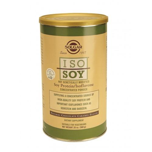 ISO-SOY® CHOCOLATE σε σκόνη 568gr