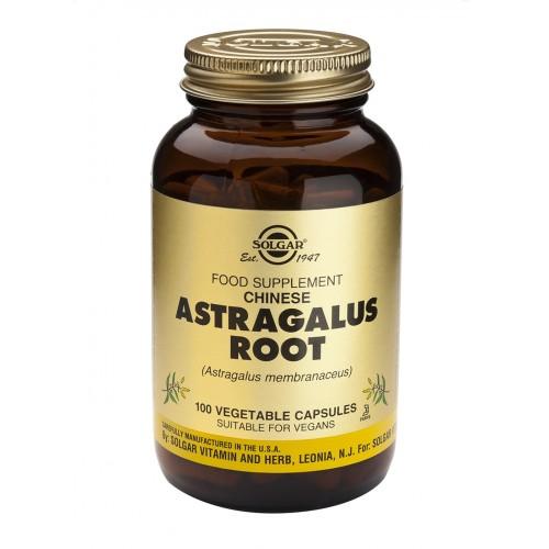 ASTRAGALUS ROOT veg.caps 100s
