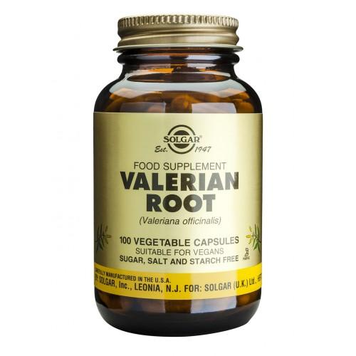 VALERIAN ROOT veg.caps 100s